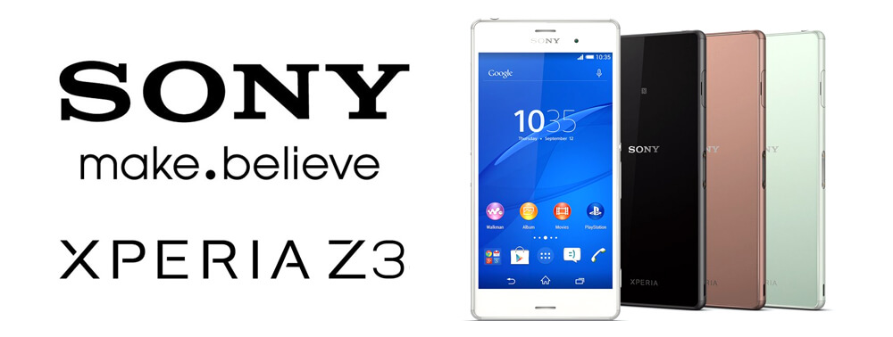 Sony Xperia Z3 - Levnejmobil.cz