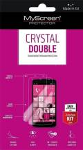 OCHRANNÁ FÓLIE NA DISPLEJ MYSCREEN CRYSTAL DOUBLE EASY APP KIT SAMSUNG GALAXY S5 MINI G800
