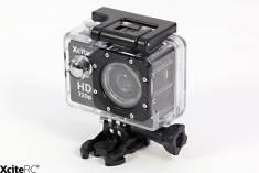 XciteRC HD 5MPx Action-Cam Black
