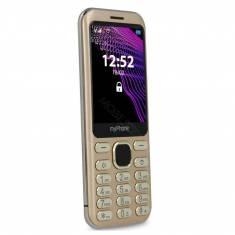 myPhone Maestro Dual SIM Zlatý CZ