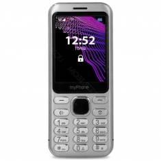 myPhone Maestro Dual SIM Stříbrný CZ
