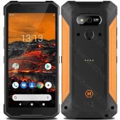 myPhone HAMMER Explorer DUAL Černo/oranžový CZ