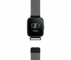 Chytré hodinky Forever ForeVigo SW-310 černá