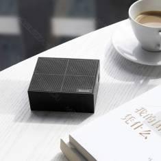 Baseus Speaker Bluetooth Encok E05 Music-cube Black